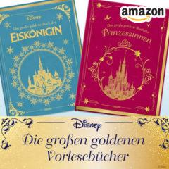 Disney - Die großen goldenen Voresebücher