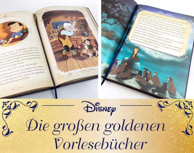 Disney Goldene Vorlesebücher