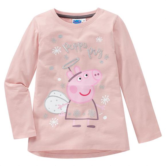 Peppa Pig Langarmshirt mit Print Ernstings Family