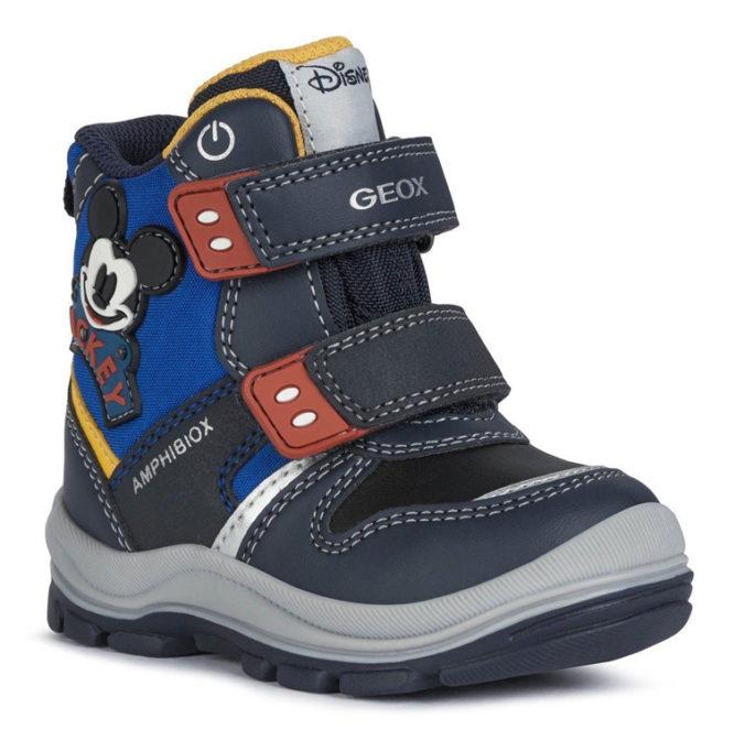 Mickey Mouse Schuhe von Geox