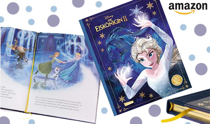 Eiskönigin goldene Buch
