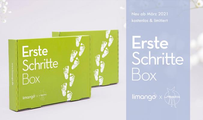 limango erste Schritte Box