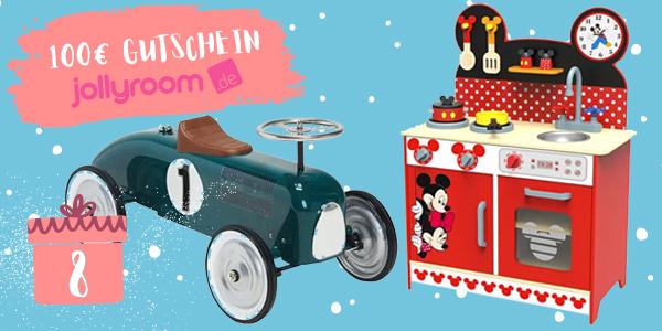 Spielküche und Auto für Kinder