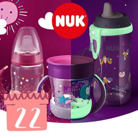 NUK Leuchtcups für Babys