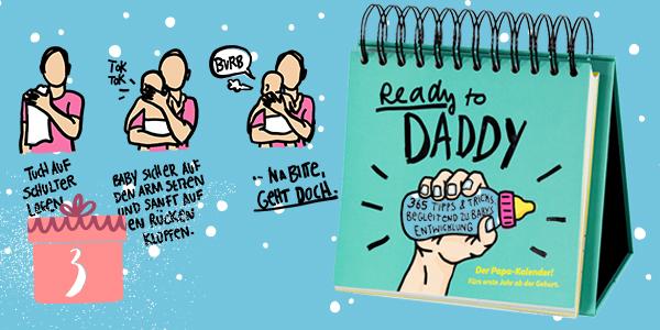 Papa Ratgeber mit Kalender