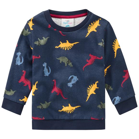 Baby Sweatshirt mit Dino-Allover Ernstings Family