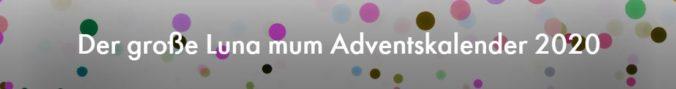 Luna Online-Adventskalender