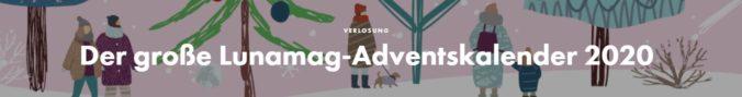 Lunamag Online-Adventskalender