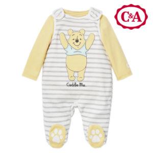 C&A: Neue Winnie Puuh Baby Mode ab 4,99€
