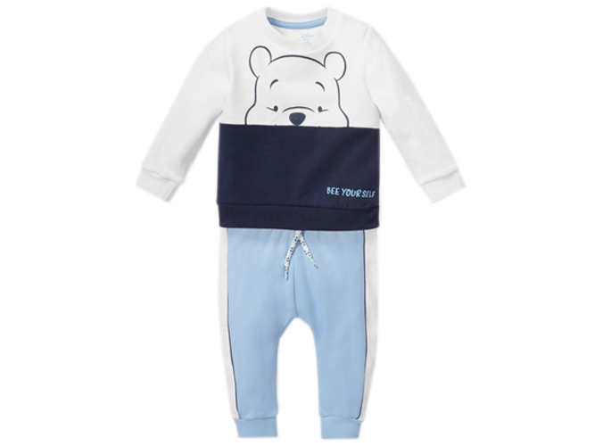 Winnie Puuh 2-teiliges Outfit