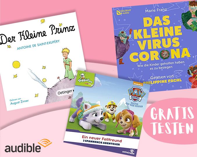Audible Kinderbücher