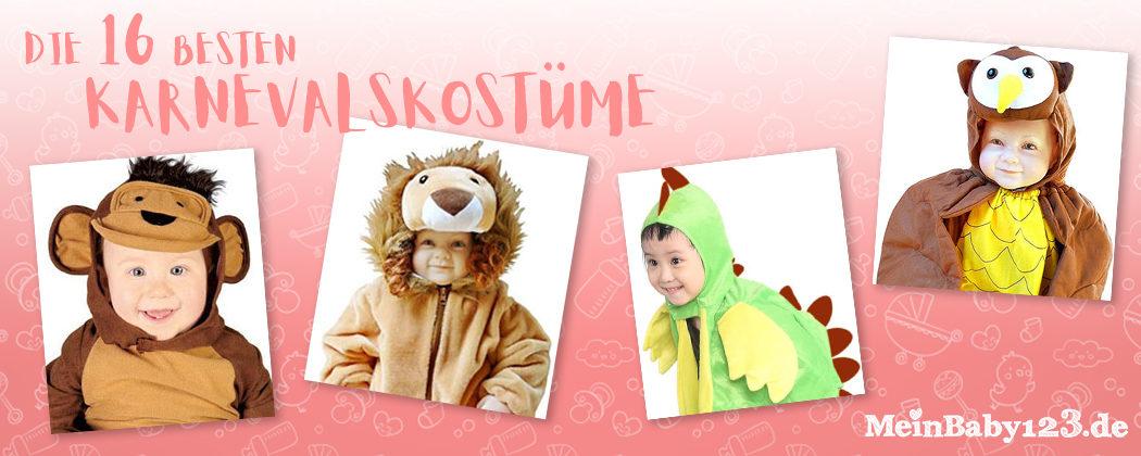 Kinder Karnevalskostüme Slider