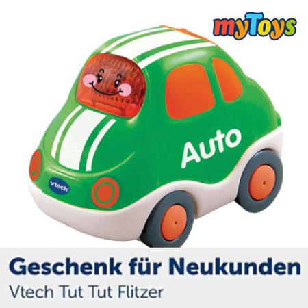 myToys Tut Tut Flitzer gratis