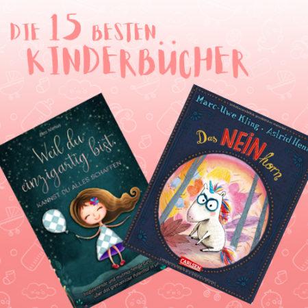 Die 15 besten Kinderbücher