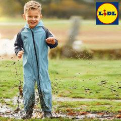 LIDL Regenmode Kinder