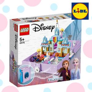Nur 15,99€ statt 19,99€ Frozen Märchenbuch bei LIDL
