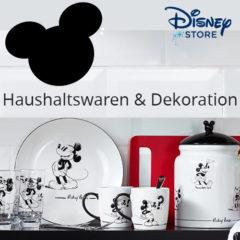 Disney Mickey Maus Geschirr