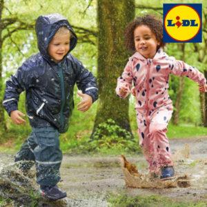 Ab 2,99€ Mehr Spaß im Regen bei LIDL