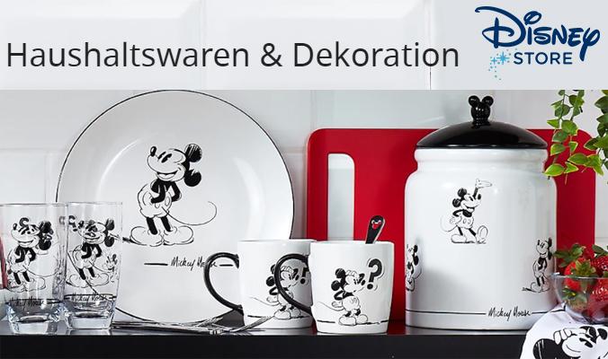 Mickey Maus Disney Geschirr