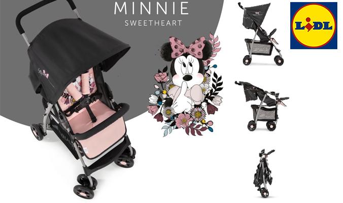 Kinderwagen MiniMaus