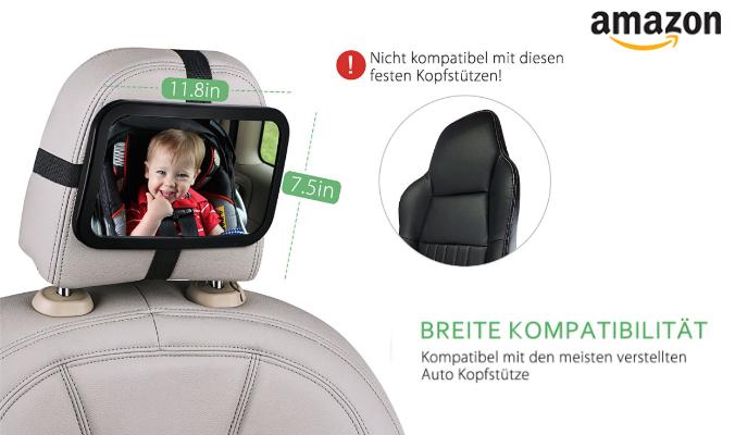 Rückspiegel für Babys