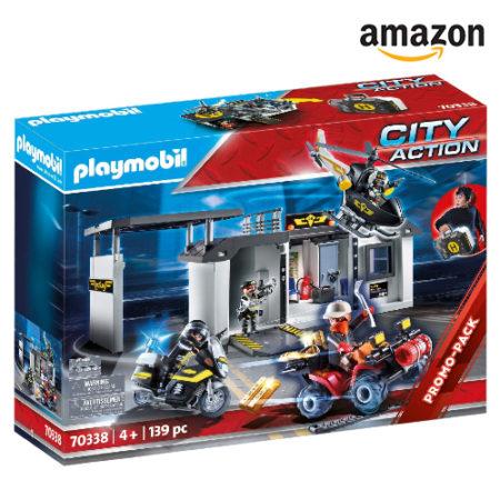 Playmobil SEK Mitnehmstation