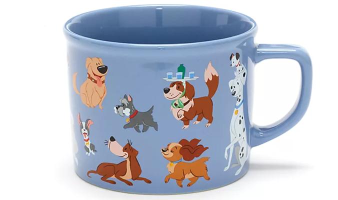 Disney Store - Disney Hunde - Becher