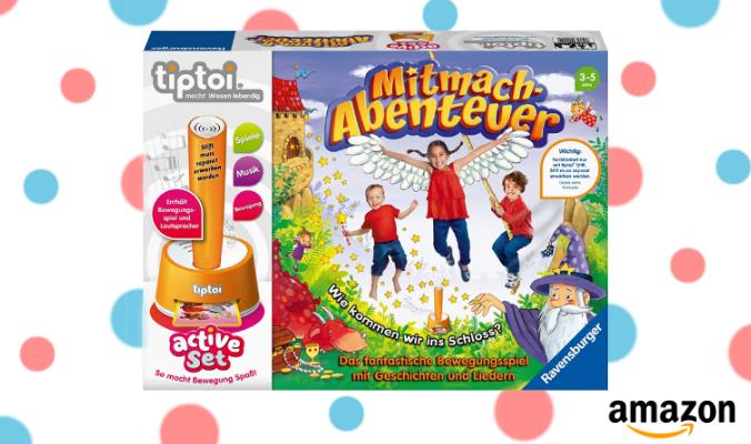 Amazon: tiptoi Mitmach-Abenteuer