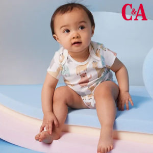 Neu: C&A niedliche Erstlingsbekleidung ab 2,99€