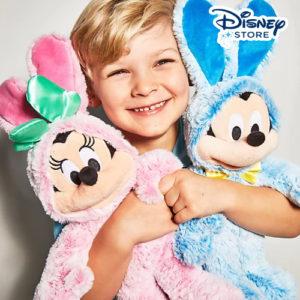 Disney: Kuscheltiere zu Ostern 50% reduziert