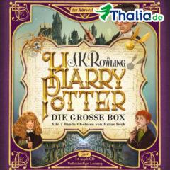 Harry Potter Hörbücher Box