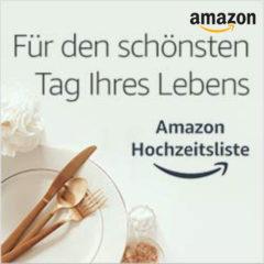 Hochzeitsliste Amazon