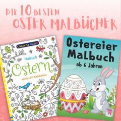 Oster Malbücher
