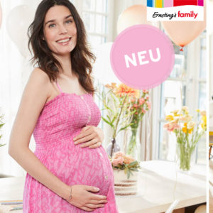 Ernsting's Family: Neue Umstandsmode ab 9,99€