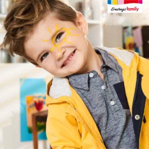 Ernsting's Family: Frühjahr Kindermode ab 3,99€