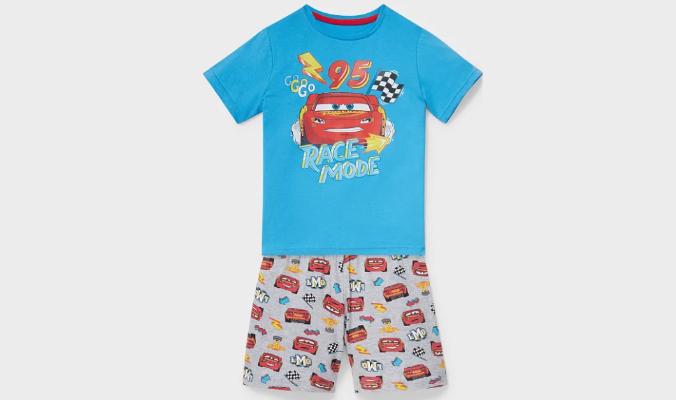 Cars - Shorty-Pyjama