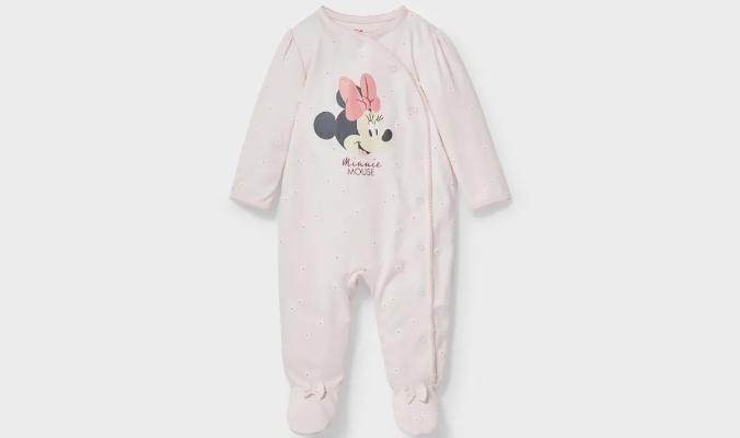Minnie Mouse Schlafanzug Baby
