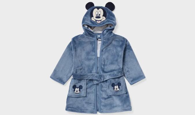 Mickey Mouse Bademantel Baby