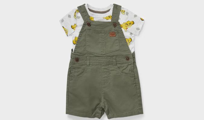 Baby Outfit König der Löwen