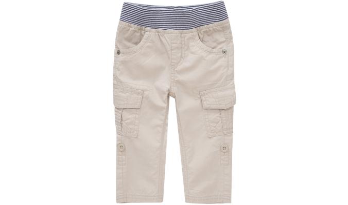 Baby Cargo-Hose mit gestreiftem Bund