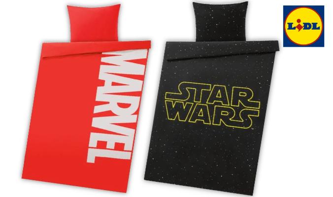 Bettwäsche Marvel Starswars