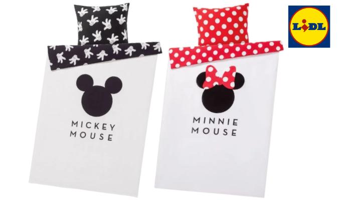 Bettwäsche Mickey Mouse