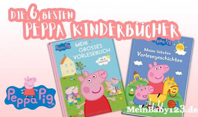 Peppa Wutz Kinderbücher