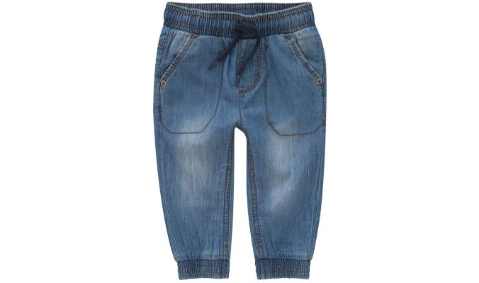 Baby Jeans aus leichtem Denim