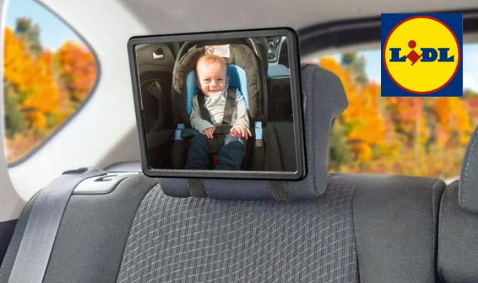Baby Rücksitzspiegel