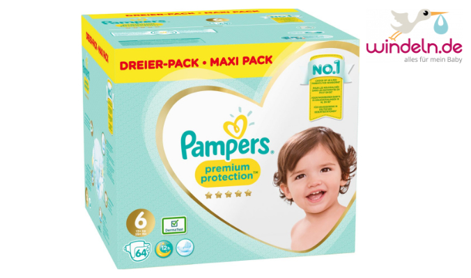 Pampers Rabattaktion