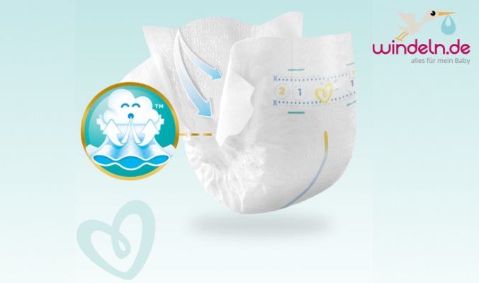windeln.de Pampers Rabattaktion