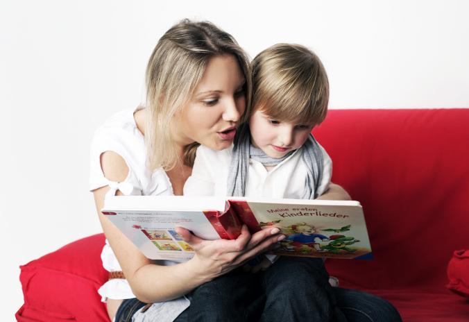 Kinder sprechen lernen Beispiel 1