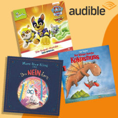 audible Hörbücher für Kinder