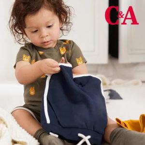 C&A: Babymode Sale ab 2,99€
